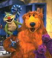 Bear in the Big Blue House Webring